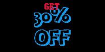 30% Discount code